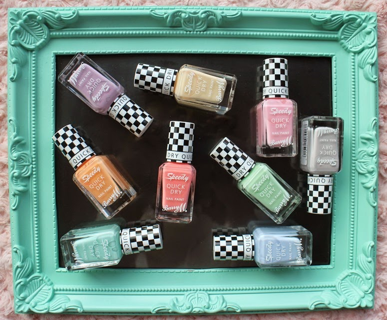 BarryM-Speedy-Quick-Dry-Nail-Paint-Polish-Collection-Spring-Summer-2015