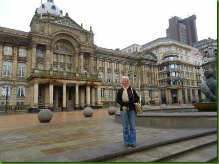 DSCN0213  Janis in Victoria Square