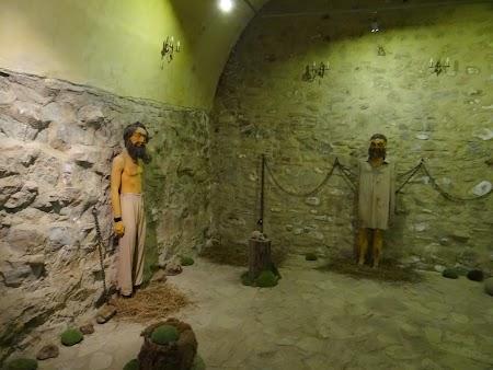 . Inchisoare Cetatea Neamtului