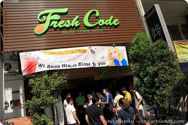 Fresh Code20