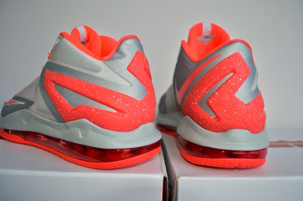 Nike Max LeBron 11 Low 8220Laser Crimson8221 Drops This Saturday