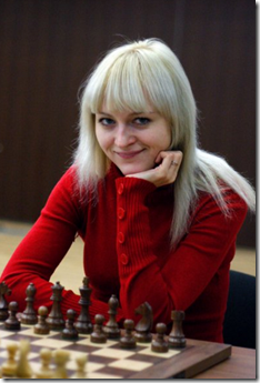 Anna Ushenina, Ukraine