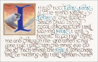 Dune Scroll