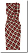 Joseph Plaid Dress