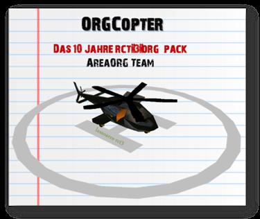 ORGCopter (10 Jahre rct-3.org da AreaORG Team) lassoares-rct3