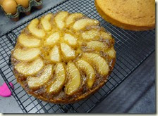 pear and ginger upside down cake3