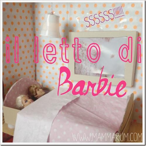 letto delle bambole
