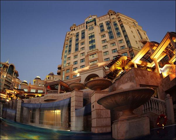 فندق المروج روتانا