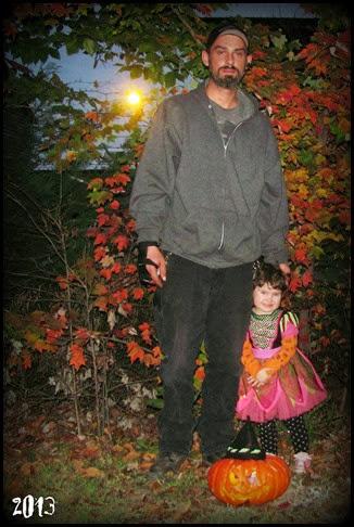 daddy cindy halloween