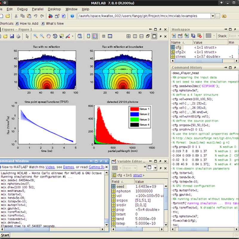 Guida all'uso di MatLab: espressioni matematiche.