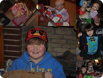 Bagwell Christmas 2012