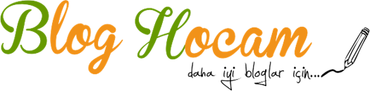 Blog Hocam Banner