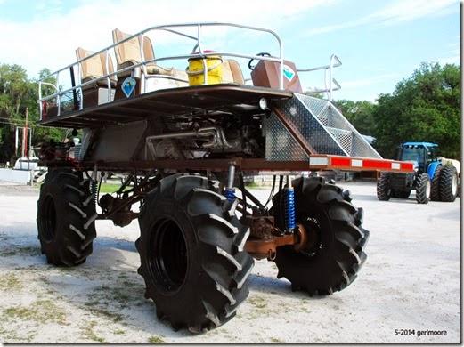 Myakka swamp buggy 004