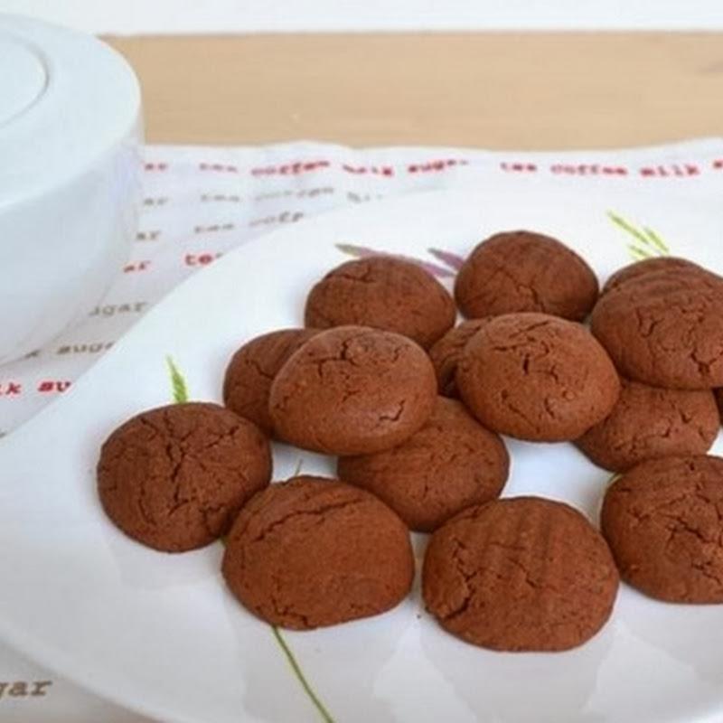 Μπισκότα με Nutella