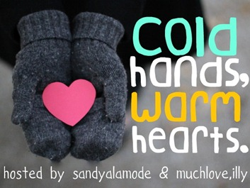 cold hands warm hearts swap