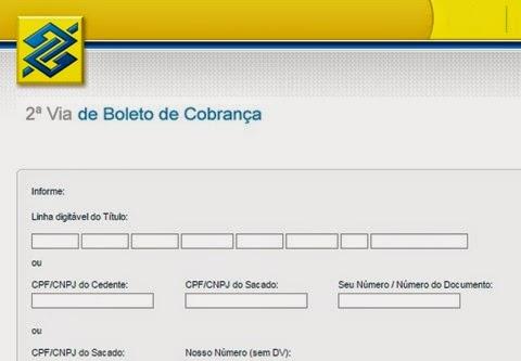atualizar-boleto vencido-banco-do-brasil-2via-bb-www.meuscartoes.com