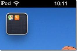 Cartella senza nome creata su iPhone, iPad, iPod senza jailbreak