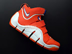 hardwood lebron4 orange 01 First Look at Nike LeBron X Low   Cavs Hardwood Classic?!