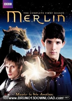 As Aventuras de Merlin - 1ª Temporada - DVDRip RMVB - Dublado
