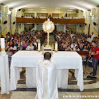 Noite de adoração e louvor - Paróquia Nossa Senhora da Luz - Fotos: Daniel Fotógrafo