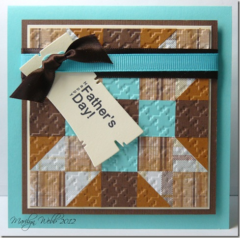 Father's Day Quilt copy