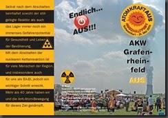Flyer Entwurf Werner Enke