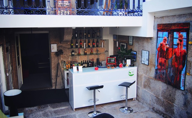 gallery hostel bar