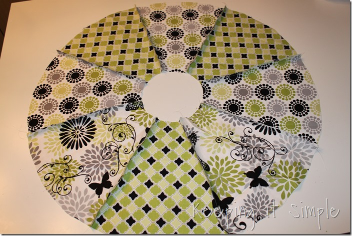 Rag circle skirt (7)