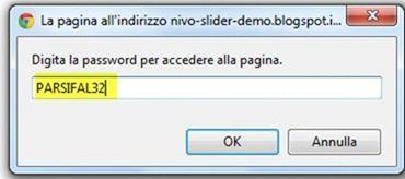 inserimento-password-blogger