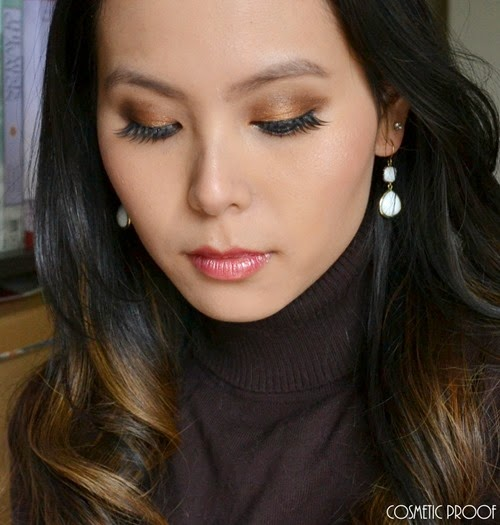 MAC Cosmetics Bao Bao Wan Veluxe Pearl Fusion Eyeshadow Palette Review Swatches (6)
