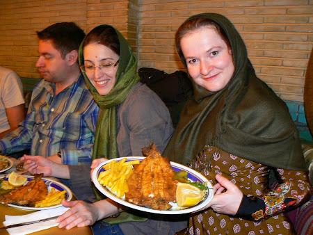 Teheran restaurant