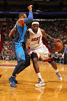 lebron james nba 130102 mia vs dal 01 King James Debuts LBJ X Portland PE But Ends Scoring Streak