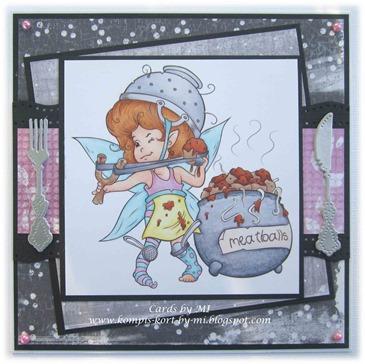 Marie - yummy food