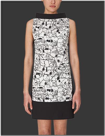 Fay Snoopy Dress GBP 440 - 01