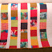 Crib Quilt made by kids from GMC