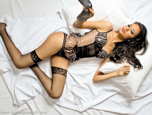 lingerieday lingerie day desbaratinando linda sensual sexy gostosa peitos bunda 2011 twitter musas (1)