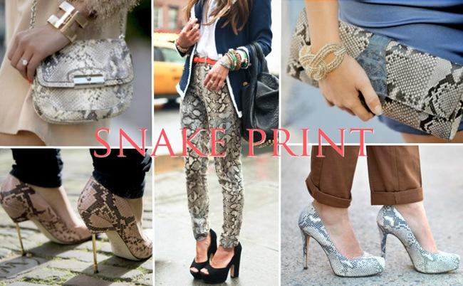 estampa de cobra snake print moda feminina21