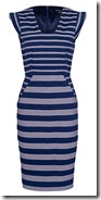 French Connection Super Stripe Dress