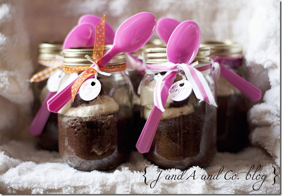 Cake in a jar copy