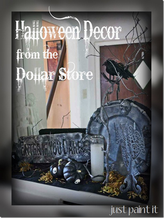 Halloween-Decor-from-Dollar-Store