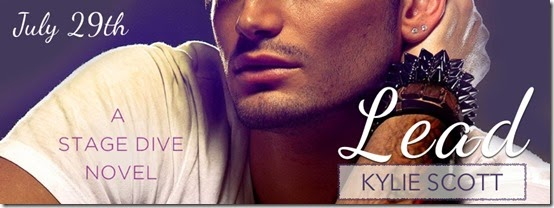 Lead Kylie Scott BANNER
