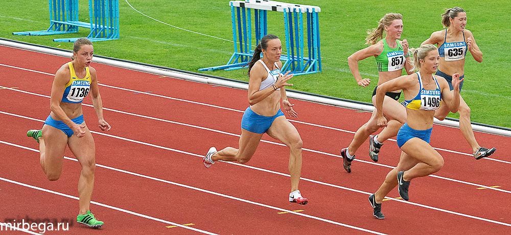 Чемпионат Украины по легкой атлетике - 14