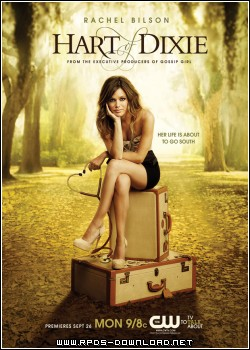 511856f4bdfdc Hart Of Dixie 1, 2 Temporada Legendado RMVB HDTV