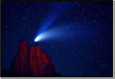 Comet Hale-Bopp of 1997