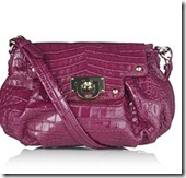DKNY Purple Handbag
