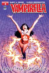 Actualización 24/02/2015: Vampirella Vol.2 #09 traducido por Zur y maquetado por Evademetal.