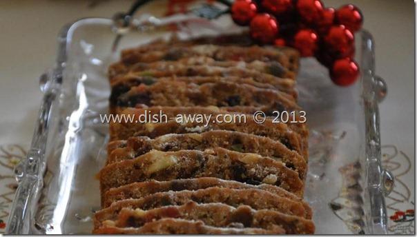 Christmas Cake Recipe 9