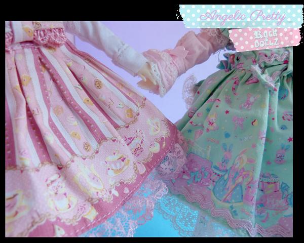 Angelic Pretty Dal Joujou & Dal Maretti 03