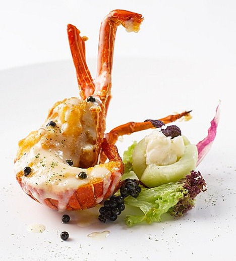 Tung Lok Signatures Lobster Clarke Quay American Express Palate Singapore Dining programme best restaurant bars