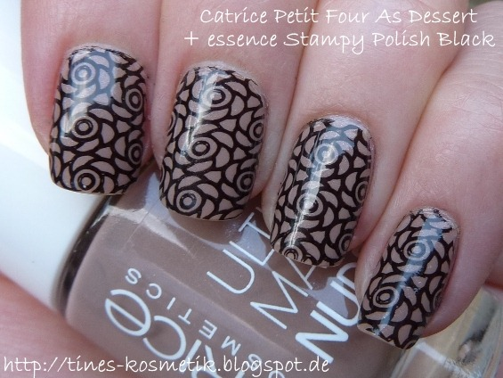 Catrice Petit Four As Dessert Stamping 2